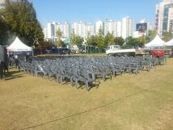 서대전 공원 제4회 칼국수 축제