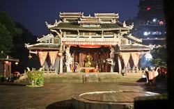 '10 중국 장가계여행 -- 천문산 쑈