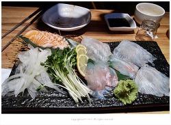 방이동 먹자골목 맛집 스시유메 광어회와 장어초밥.와규초밥.광어초밥 엄지척~♡