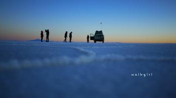 DAY 31: 아름다운 소금사막의 아침, SALAR