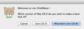 Mac OS 기초 강좌 #20 : OS X Mountain Lion USB 만들기