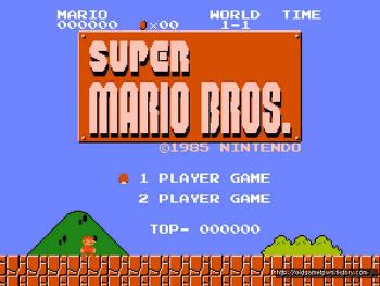 슈퍼마리오 브라더스 Super Mario Bros.