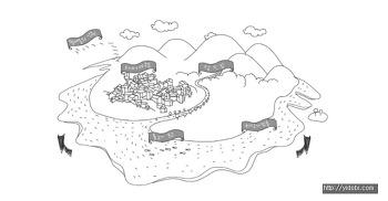 [water science museum]story board sketch