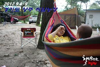 [양주 씨알농장 캠핑장] 서울 근교에 이런 캠핑장이라니!