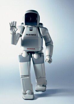 일본을 대표하는 로봇 아시모(ASIMO)