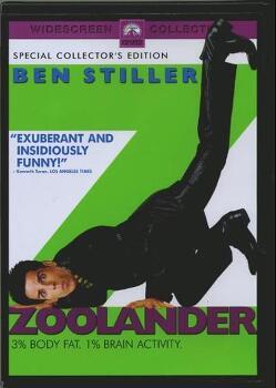 ZOOLANDER(2001): soun& vision