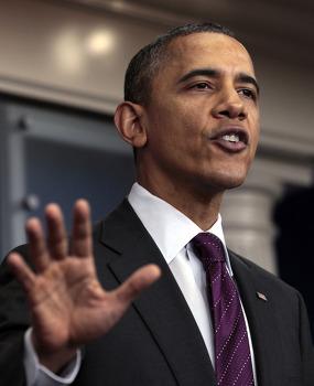 오바마의 짐 '갈라진 미국'