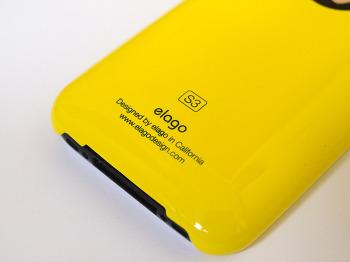 아이폰 - 엘라고(elago)케이스 간단리뷰(S3 - Sport yellow, S2 - Black)