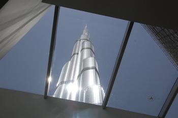 세계에서 가장 높은 빌딩 - 두바이 Burj Kalifa