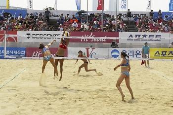 스마트카메라 NX20과 함께한 2012 세계여자 비치발리볼 서울챌린저 사진+영상