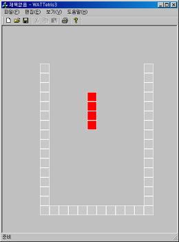 VC6.0 테트리스 만들기 – 보드(게임판 구성)