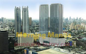 One Shangri-La Place - Aerial Shot