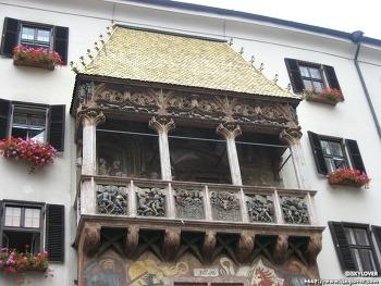 오스트리아 인스부르크 (Innsbruck)