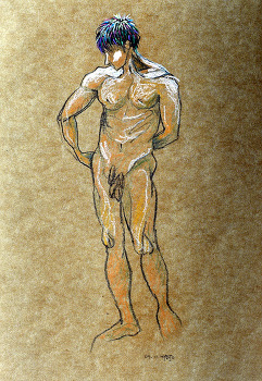 Nude croquis 207