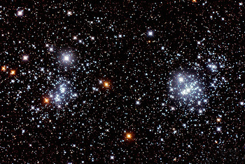 [NGC 884, NGC 869] 페르세우스 이중성단