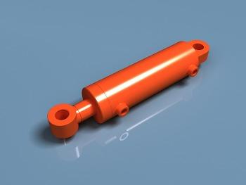 원타입 양고리형 실린더 TE1-140H01