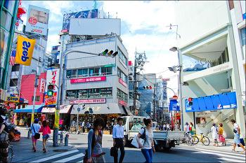 오사카 여행 3일차: 도톤보리 - 아메리카 무라 - 시텐노지 - 신세카이 - 덴덴타운 ... JAPAN, OSAKA 2008