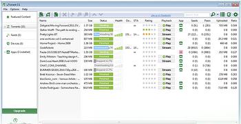 uTorrent 3.1 다운로드