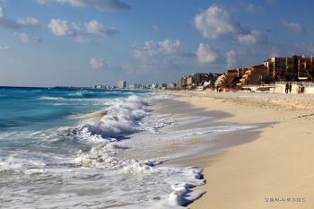 멕시코 깐꾼(Cancun)- 카리브해의 천국