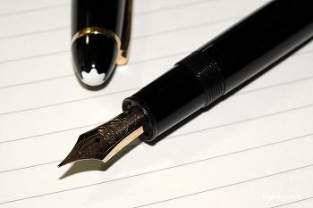 몽블랑 146, 최상의 밸런싱을 가진 펜