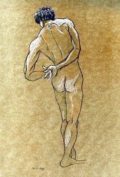 Nude croquis 206