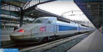 [프랑스 기차여행] 알자스&로렌지방 기차여행 w.TGV by Lacroix & TER 200 /하늘연못in이오스여행사익스플로러2기