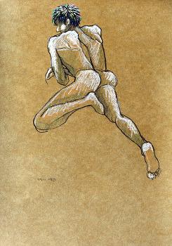 Nude croquis 201