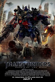 TRANSFORMERS: DARK OF THE MOON(2011): sound & vision