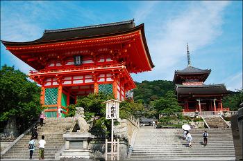 오사카 여행 4일차: in 교토 - 금각사 - 은각사 - 헤이안진구 - 기요미즈데라 - 기온 ... JAPAN, OSAKA 2008