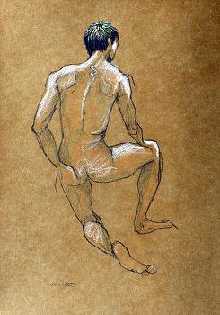 Nude croquis 204