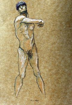 Nude croquis 205