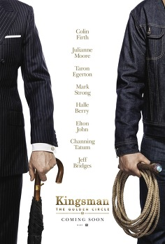 킹스맨: 골든 서클 (Kingsman: The Golden Circle, 2017)