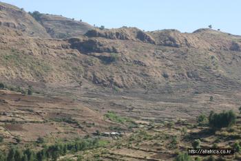 Ethiopia. Bahir Dar - Gondar (2012.02.16)