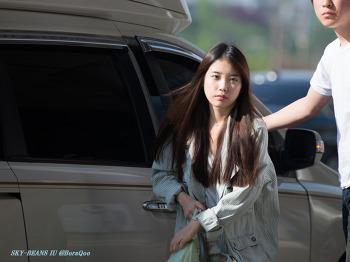 130531 IU 김포공항 출국 - BoraQoo