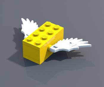#095 -  Lego  Snitch