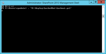 sharepoint 2013 Management Shell delete list item