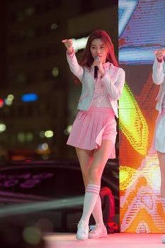 161219 강남 빛의 거리 개장식 축하공연 아이오아이