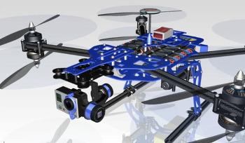 [Cube X01]: X8 Type FPV Drone