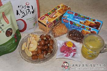 [2015카페쇼 베스트]이승기도 반한 터키쉬딜라이트, 백년초빵 올가문 등