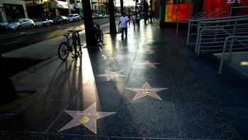 [LA 여행] 헐리우드 명예의 거리(Walk of Frame)