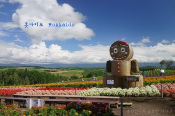 [홋카이도여행] 홋카이도 관광지도, 北海道(북해도) 여행지 코스 프롤로그