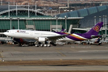 Thai Airways / A330-321 / HS-TEG