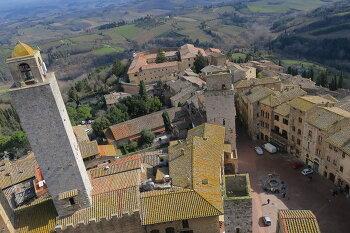 San Gimignano, 탑의 도시 산 지미냐노 당일 여행