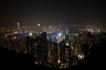 [홍콩여행]피크트램,빅토리아피크- 홍콩의 야경을 한눈에 볼 수 있는 곳 ♪
