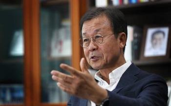 [원혜영 인터뷰] 시간 벌며 북핵 해결 계기 만들면, 사드 대응할 여지 넓어질 것