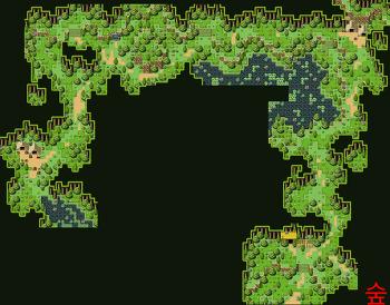 [14.12.15] 예제맵 : 숲
