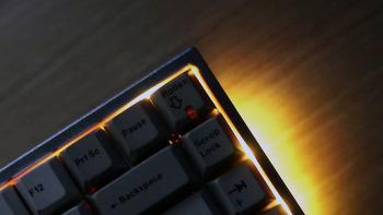 Octagon RGB LED ON, SWITCH LED OFF