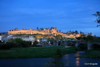 남프랑스 카르카손(Carcassonne) #1 - 야경이 아름다운 명소
