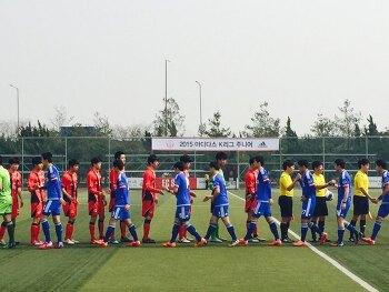 FC서울 U-18 서울 오산고, '리틀 슈퍼매치'에서 2-1 승리 거둬