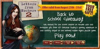G5 [미지에서 온 편지 Letters from Nowhere 2] 풀버젼 일주일간 무료 (히든 오브젝트형 스토리 게임)